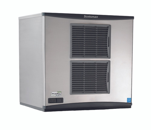 Scotsman C0830SA-3E 800Lb. Ice Machine Head, Small Cube, Air-Cooled, 208-230v