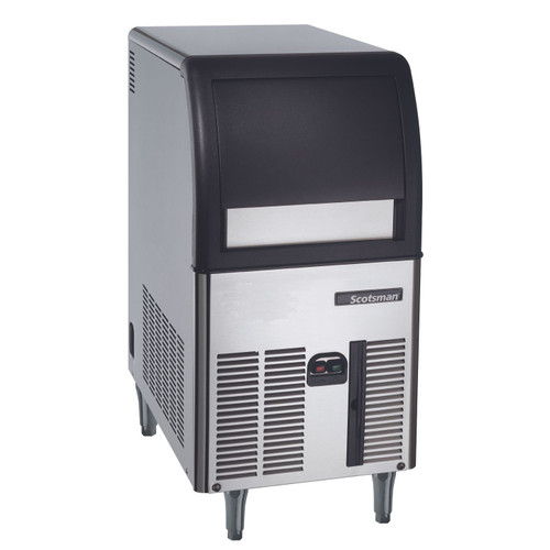 Scotsman CU0515GA-1E 70Lb. Self-Contained Undercounter Ice Machine, Gourmet Ice, Air-Cooled, 115v