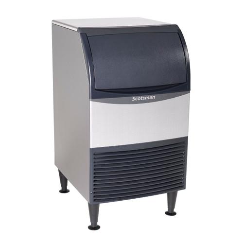 Scotsman CU0920MA-1A 100Lb. Self-Contained Undercounter Ice Machine, Medium Cube, Air-Cooled, 115v