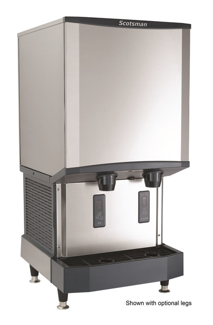 Scotsman HID540W-1A Ice Machine and Dispenser, 115v