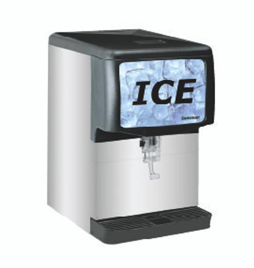 Scotsman ID150B-1A Countertop Ice Dispenser, 150 lbs, 115v