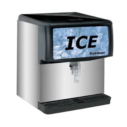 Scotsman ID200 Countertop Ice Dispenser, 200 lbs