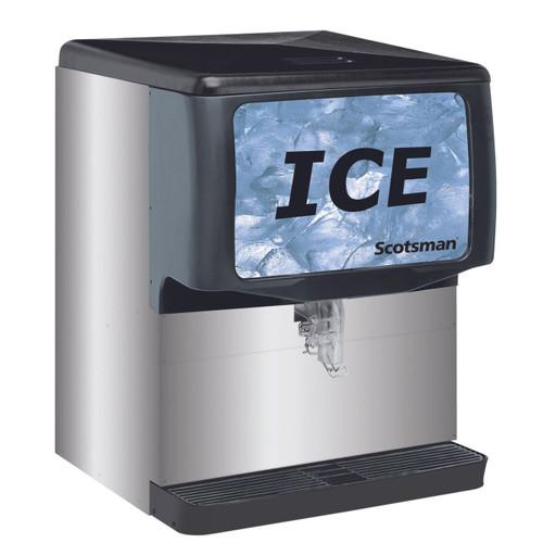 Scotsman ID250 Countertop Ice Dispenser, 250 lbs