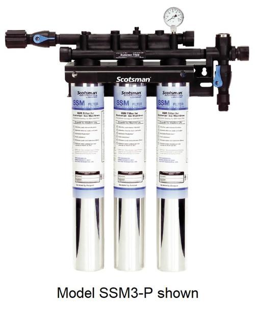 Scotsman SSM3-P SSM Plus Triple Water Filter System
