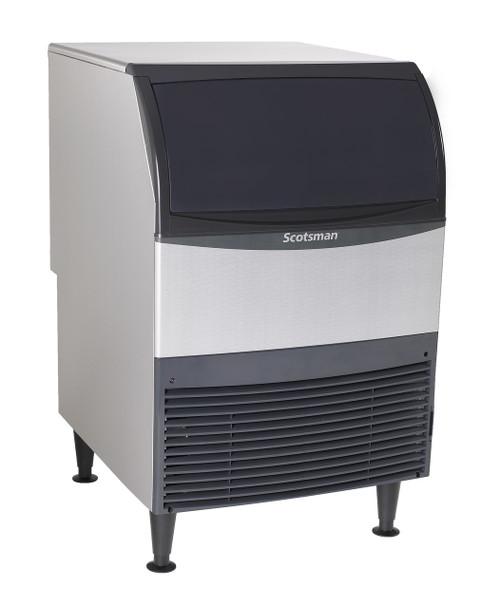 Scotsman UN324A-1A 300Lb. Nugget Ice Machine, Air-Cooled, 115v