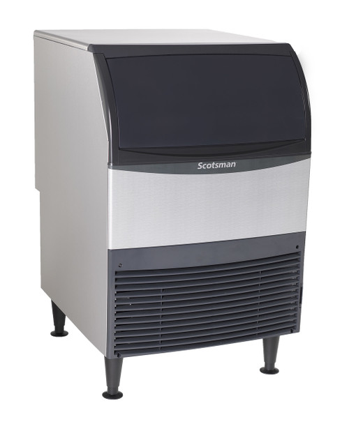 Scotsman UN324W-1A 300Lb. Nugget Ice Machine, Water-Cooled, 115v