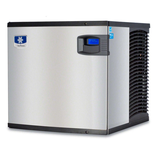 Manitowoc ID0302A-161X Air Cooled Dice Cube Ice Machine Head, 310 lbs, 115V w/ LuminIce II
