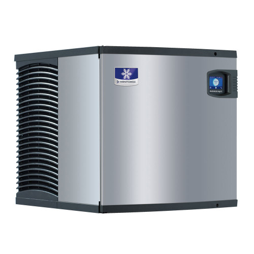 Manitowoc IDT0450A-161X Air Cooled Full Cube Ice Machine Head, 470 lbs, 115v, LuminIce II