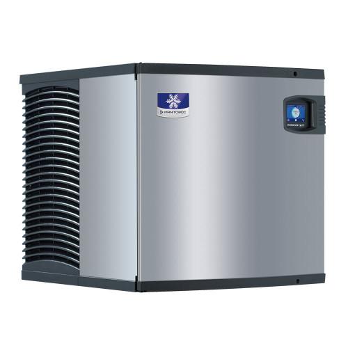 Manitowoc IDT0450W-161X Water Cooled Full Cube Ice Machine Head, 430 lbs, 115v, LuminIce II