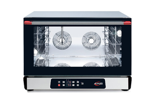 Axis AX-824RHD Full Size Convection Oven with Humidity, 208/240v