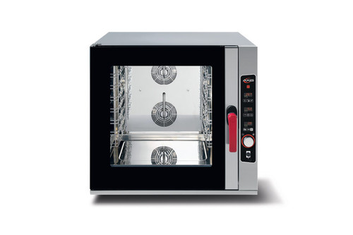 "Axis AX-CL6D 38"" Full Size Combi Oven - 6 Shelves, Digital Control, 208/240v"