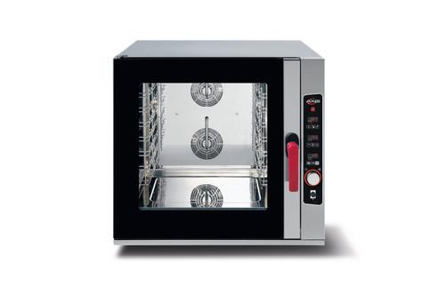 """Axis AX-CL6D 38"""" Full Size Combi Oven - 6 Shelves, Digital Control, 208/240v"""