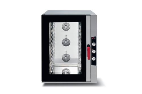"Axis AX-CL10M 38"" Full Size Combi Oven - 10 Shelves, Manual Control, 208/240v"