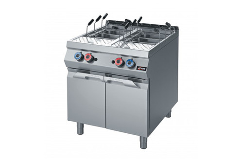 Axis AX-GPC-2 Gas Pasta Cooker - Double Tank
