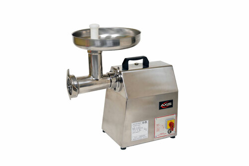 Axis AX-MG22 Meat Grinder #22 Hub, 530 lbs/hr