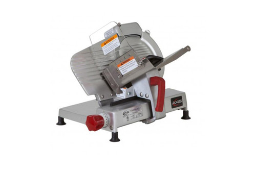 """Axis AX-S9 ULTRA Meat Slicer, 9"""" Blade, Belt Drive, 1/4 HP, 115v"""