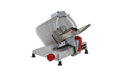 "Axis AX-S10 ULTRA Meat Slicer, 10"" Blade, Belt Drive, 1/3 HP, 115v"