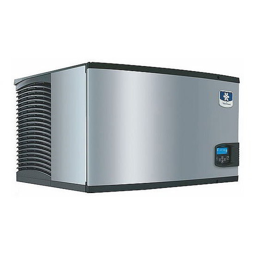 Manitowoc IDT0500A-161X Air Cooled Full Cube Ice Machine Head, 520 lbs, 115v, LuminIce II