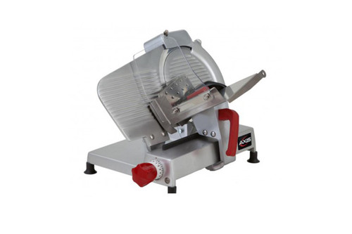 "Axis AX-S12 ULTRA Meat Slicer, 12"" Blade, Belt Drive, 1/2 HP, 115v"