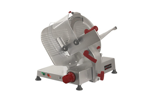 "Axis AX-S14 ULTRA Meat Slicer, 14"" Blade, Belt Drive, 1/2 HP, 115v"
