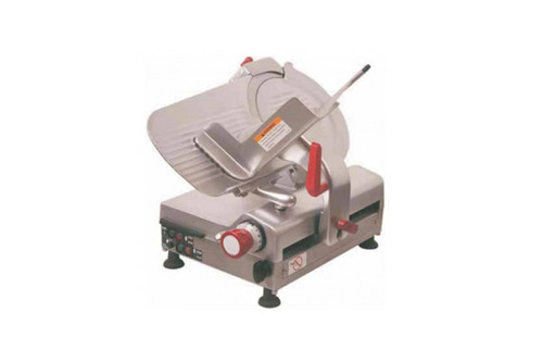 "Axis AX-S12BA Meat Slicer, 12"" Blade, Belt Drive, Automatic, 115v"