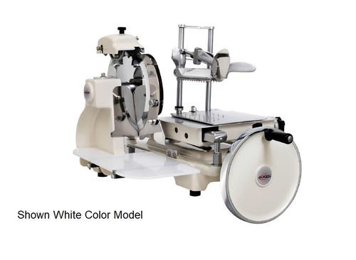 """Axis AX-VOL 12-WHITE Flywheel Slicer, 12"""" Blade, White"""