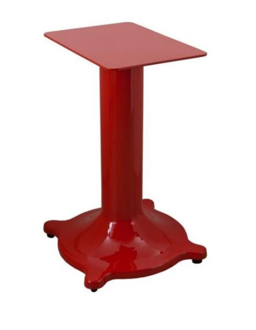 Axis AX-VOL-STAND Pedestal Stand for AX-VOL12 and AX-VOL14, Dark Red