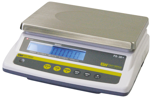 Easy Weigh PX-30 Portion Control Scale, 30 lb