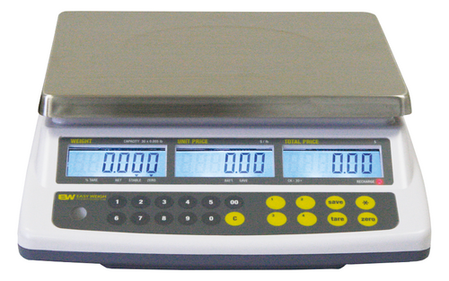 Easy Weigh CK-60PLUS Price Computing Scale, 60 lb