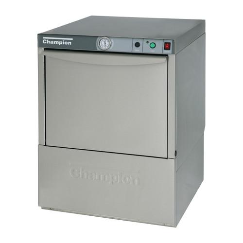 Champion UL-130 Undercounter Low Temperature Dishwashing Machine, 115V (UL-130)