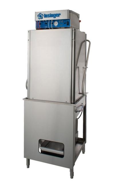 Insinger LT-40H Low Temperature Chemical Sanitizing Extra High Door Type Dishwasher