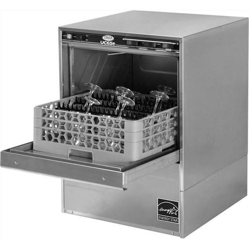 CMA UC65e High Temperature Undercounter Dishwasher - 208/240v