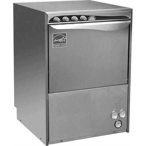 CMA UC50e High Temperature Undercounter Dishwasher - 208/240v