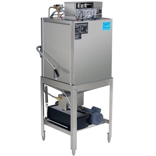 CMA EST 3-D 3 Door Low Temperature Dishwasher - 115V