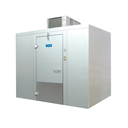 "Arctic BL108-CF-R Indoor Walk-In Refrigerator w/ Remote Compressor, 9' 9.25"" x 7' 10"" (BL108-CF-R)"