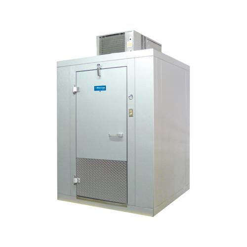 "Arctic BL66-F-SC Indoor Walk-In Freezer w/ Top Mount Compressor, 5' 10"" x 5' 10"" (BL66-F-SC)"