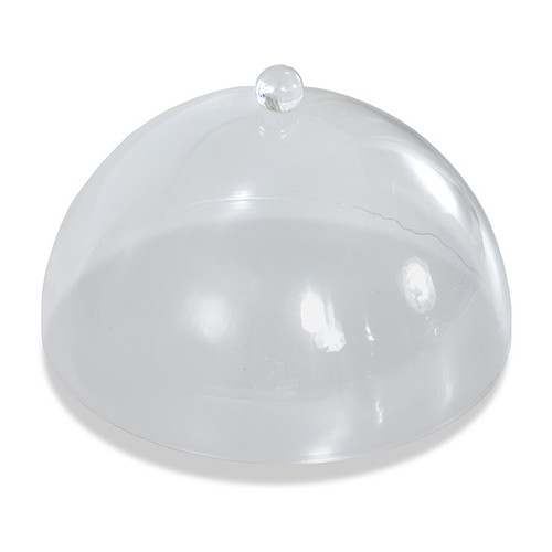 """Crestware ACC12 12"""" Acrylic Cake Cover"""