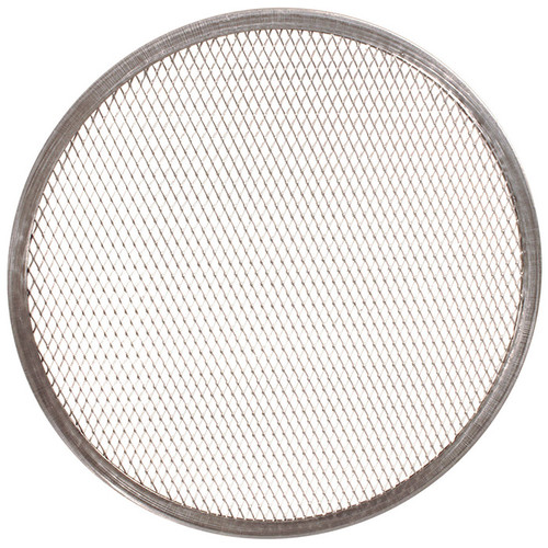 "Crestware APS12 12"" Aluminum Pizza Screen"
