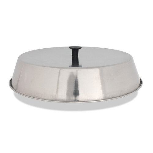 Crestware BC10S 10 x 2 1/2 Stainless Steel Basting Cover