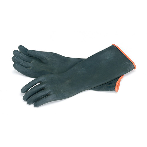 "Crestware BNG 18"" Rubber Industrial Gloves"