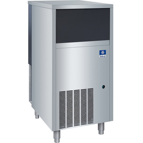Manitowoc UFF0200A-161 Air Cooled Undercounter Flake Ice Machine - 191 lb, 115V