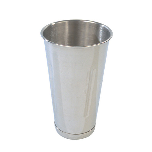 Crestware MLT30 30 oz Stainless Steel Malt Cup