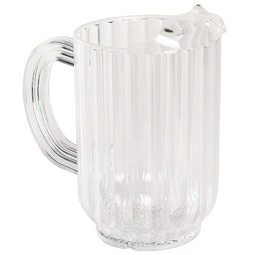 Crestware P32 32 oz. Plastic Water Pitcher