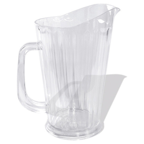 Crestware P60T 60 oz Tapered Water Pitcher