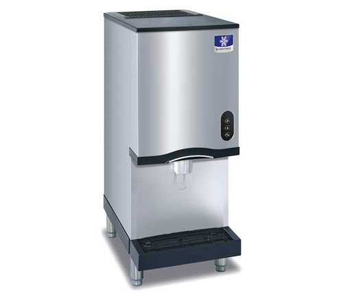 Manitowoc CNF0201A-161L Countertop Nugget Ice Maker & Dispenser w/ 10 lbs bin, Lever Activated, 115V