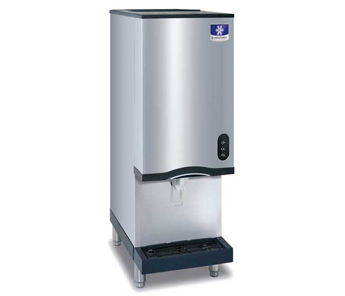 Manitowoc CNF0202A-161L Countertop Nugget Ice Maker & Dispenser w/ 20 lbs bin, Lever Activated, 115V