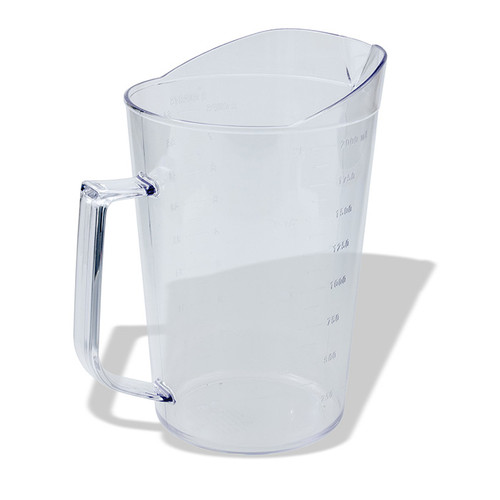Crestware PMC1P Poly Measuring Cup - 1 Pint