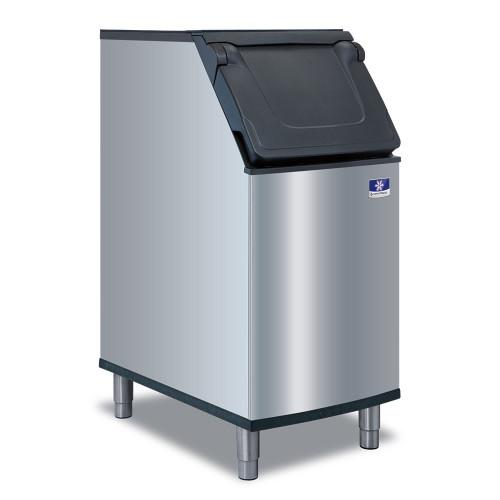 "Manitowoc D-320 22""W Ice Bin w/ Lift Up Door - 265 lb. Capacity"