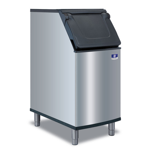 "Manitowoc D-420 22""W Ice Bin w/ Lift Up Door - 383 lb. Capacity"