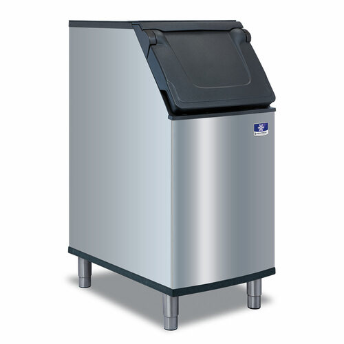 "Manitowoc D-420 22""W Ice Bin w/ Lift Up Door - 383 lb. Capacity"